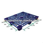 Two way light Grid-sided plastic tray (plastic pallet) 1200*800*140 (mm)