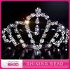 pearl rhinestone tiara for wedding