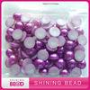 various color plastic half pearl