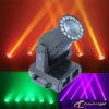 150W Philips Lamp LED Beam Moving Head With 16 x 3W Tricolor LEDs