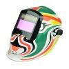 CE ANSI auto darkening welding helmet model 8711103