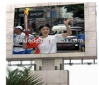 P16 high brightness street led display