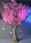 new design christmas led cherry tree