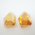 crystal glass pendant beads