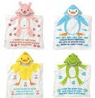 new summer coming 4pcs/lot 4 animals Baby Robe, Baby sleeping bag, Baby sleeping wear