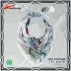 2013 Fashion Digital Printed Ladies Lace Scarf