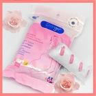 Sterile, anti-bacterial disposable maternity panties