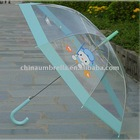 53.5CM EVA transparent umbrella for adult