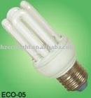 8000hrs triphosphor T2 4U energy saving lamp