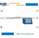 Li-polymer battery pack 055068