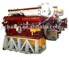 Heavy-oil Marine Engine