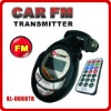 hot sale car mp3 FM transmiter