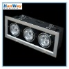 Recessed LED Grid Light Indoor Decoration