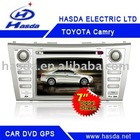 Toyota Camry DVD radio player with GPS