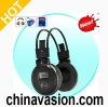 Folding Headphone MP3 Player - FM Radio, Wireless Audio Gadget
