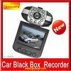 2012 Hot sale for HD 720P vehicle dvr black IR night vision 199HD