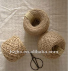 Jute yarn for carpet