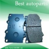 Brake pad for Toyota 04465-60230