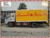 CLW5051XQY3 Famous Dongfeng Chassis 4*2 explosive transportation truck