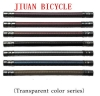 2P transparent outer casing for bicycle and motorcycle