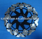 wave motorcycle brake rotor