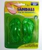 sandals pvc air freshener