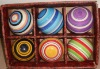 Craft Stocks H7205D Overstock Colorful Ceramic Ball