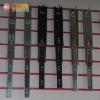 45mm width ball bearing slide rail
