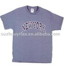 100% organic cotton t shirt fashion style TS-0009