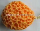 black tea cosmetic cleaning sponge