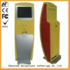 Netoptouch payment LCD kiosk with touch panel