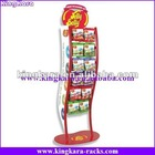 KingKara 2012 Hot Sale Wire Candy Display Stand for Snacks
