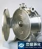 spiral heat exchanger, SHE