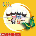 Bulk Ink with 25ml,50ml,100ml,250ml,500ml,1kgs,20kgs