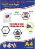 Cotton T-shirt Transfer Paper w/ Dye ink, pigment ink Or sublimation ink