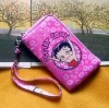 lovely neoprene wallet bag