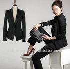 women suit fashion 2012 formal pants suit