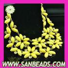 New Fashion My Secret Garden Flower Necklace Wholesale