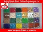 Rubber Granulate Tiles