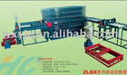 ZLBX series automatic cooling plate hot press machine
