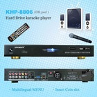 Hard device KTV product ,Support VOB/DAT/AVI/MPG/CDG/MP3+G songs ,USB add songs ,KOD system ,Insert COIN