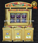 NEW treasure pyramid game machine