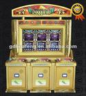 NEW treasure pyramid game machine