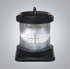 Single-deck stainless steel navigation signal light -all-round light