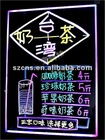 2012LED advertising DIY board