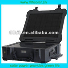 2012 New Design Portable Solar Mobilephone Charger 20W