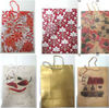 Stocklot cheap cute Paper gift bags w handle many patterns and many sizes