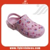 2012 EVA summer clogs for women