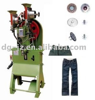 Automatic Jeans Button Attaching Machine (JZ-989N)