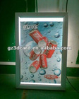 3D Advertising light box 3D lenticular outdoor light box 3D street light box